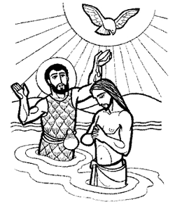 Newsletter - Baptism of the Lord