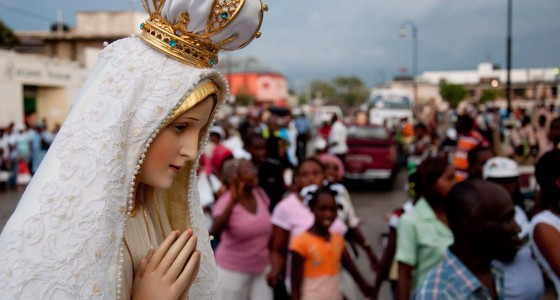 Our Lady, Queen of Processions