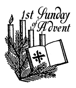 Newsletter - 1st Sunday of Advent