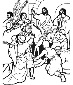 Newsletter - Palm Sunday