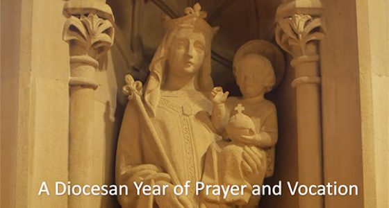 Year of Prayer and Vocation 2017-2018