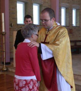 Fr Michael joins our parish